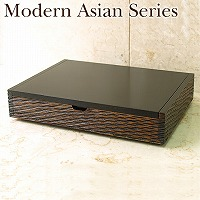Modern Asian Series Amenity box (アメニティボックス)
