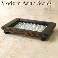 Modern Asian Series Soap dish (ソープディッシュ)