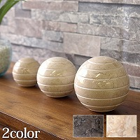 Marble Sphere (border design) 3set