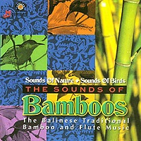 THE SOUNDS OF BAMBOOS(CD)《メール便対応可》